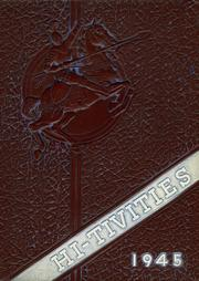 1945 Edition, Cressona High School - Hi Tivities Yearbook (Cressona, PA)