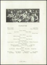 Page 15, 1945 Edition, Cressona High School - Hi Tivities Yearbook (Cressona, PA) online yearbook collection