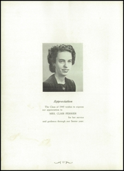 Page 16, 1945 Edition, Cressona High School - Hi Tivities Yearbook (Cressona, PA) online yearbook collection