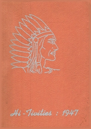 1947 Edition, Cressona High School - Hi Tivities Yearbook (Cressona, PA)