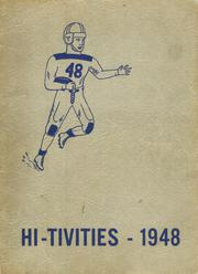 1948 Edition, Cressona High School - Hi Tivities Yearbook (Cressona, PA)