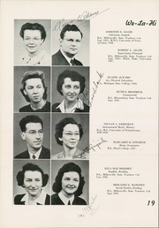 Page 12, 1944 Edition, West Lampeter Vocational High School - We La Hi Yearbook (Lampeter, PA) online yearbook collection