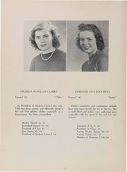 Page 10, 1944 Edition, Stevens School - Class Record Yearbook (Germantown, PA) online yearbook collection