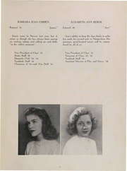 Page 15, 1944 Edition, Stevens School - Class Record Yearbook (Germantown, PA) online yearbook collection