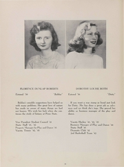 Page 16, 1944 Edition, Stevens School - Class Record Yearbook (Germantown, PA) online yearbook collection