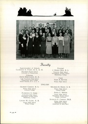 Page 16, 1934 Edition, Wilson Borough High School - Des Memoires Yearbook (Allentown, PA) online yearbook collection