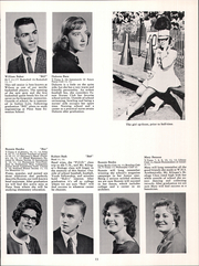 Page 15, 1961 Edition, Wilson Borough High School - Des Memoires Yearbook (Allentown, PA) online yearbook collection