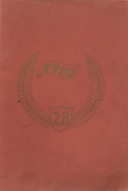 1928 Edition, Codorus High School - Glen Echo Yearbook (Glenville, PA)