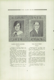 Page 10, 1928 Edition, Codorus High School - Glen Echo Yearbook (Glenville, PA) online yearbook collection
