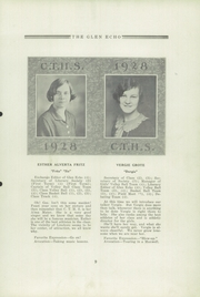 Page 11, 1928 Edition, Codorus High School - Glen Echo Yearbook (Glenville, PA) online yearbook collection