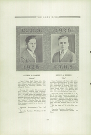 Page 12, 1928 Edition, Codorus High School - Glen Echo Yearbook (Glenville, PA) online yearbook collection