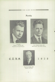 Page 8, 1928 Edition, Codorus High School - Glen Echo Yearbook (Glenville, PA) online yearbook collection