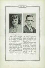 Page 12, 1930 Edition, Codorus High School - Glen Echo Yearbook (Glenville, PA) online yearbook collection