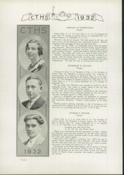 Page 16, 1932 Edition, Codorus High School - Glen Echo Yearbook (Glenville, PA) online yearbook collection