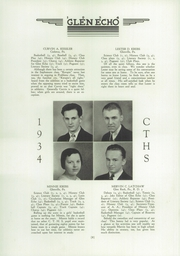 Page 10, 1934 Edition, Codorus High School - Glen Echo Yearbook (Glenville, PA) online yearbook collection