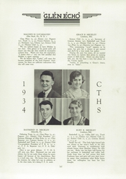Page 11, 1934 Edition, Codorus High School - Glen Echo Yearbook (Glenville, PA) online yearbook collection