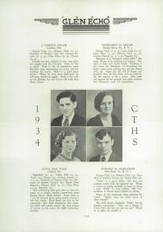 Page 12, 1934 Edition, Codorus High School - Glen Echo Yearbook (Glenville, PA) online yearbook collection