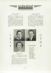 Page 15, 1934 Edition, Codorus High School - Glen Echo Yearbook (Glenville, PA) online yearbook collection