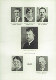 Page 6, 1934 Edition, Codorus High School - Glen Echo Yearbook (Glenville, PA) online yearbook collection