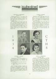 Page 8, 1934 Edition, Codorus High School - Glen Echo Yearbook (Glenville, PA) online yearbook collection