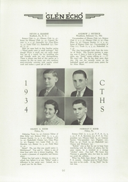 Page 9, 1934 Edition, Codorus High School - Glen Echo Yearbook (Glenville, PA) online yearbook collection