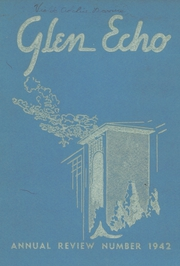 1942 Edition, Codorus High School - Glen Echo Yearbook (Glenville, PA)