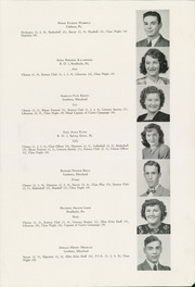 Page 13, 1949 Edition, Codorus High School - Glen Echo Yearbook (Glenville, PA) online yearbook collection