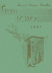 1951 Edition, Codorus High School - Glen Echo Yearbook (Glenville, PA)
