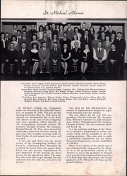 Page 11, 1947 Edition, Saint Michael High School - Michaelinian Yearbook (Pittsburgh, PA) online yearbook collection