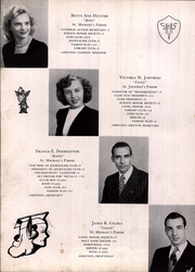 Page 12, 1947 Edition, Saint Michael High School - Michaelinian Yearbook (Pittsburgh, PA) online yearbook collection