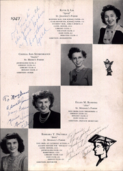 Page 13, 1947 Edition, Saint Michael High School - Michaelinian Yearbook (Pittsburgh, PA) online yearbook collection