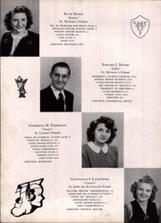 Page 16, 1947 Edition, Saint Michael High School - Michaelinian Yearbook (Pittsburgh, PA) online yearbook collection