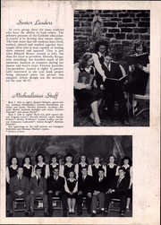Page 9, 1947 Edition, Saint Michael High School - Michaelinian Yearbook (Pittsburgh, PA) online yearbook collection