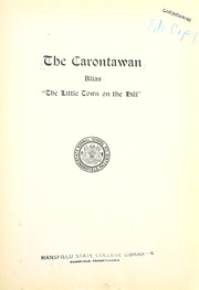 Page 7, 1919 Edition, Mansfield University - Carontawan Yearbook (Mansfield, PA) online yearbook collection