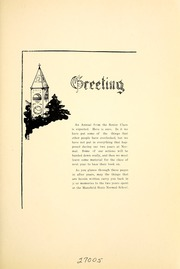 Page 11, 1922 Edition, Mansfield University - Carontawan Yearbook (Mansfield, PA) online yearbook collection