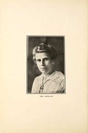 Page 14, 1922 Edition, Mansfield University - Carontawan Yearbook (Mansfield, PA) online yearbook collection