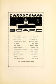 Page 17, 1923 Edition, Mansfield University - Carontawan Yearbook (Mansfield, PA) online yearbook collection