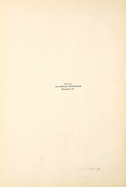 Page 8, 1923 Edition, Mansfield University - Carontawan Yearbook (Mansfield, PA) online yearbook collection
