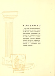 Page 8, 1930 Edition, Mansfield University - Carontawan Yearbook (Mansfield, PA) online yearbook collection