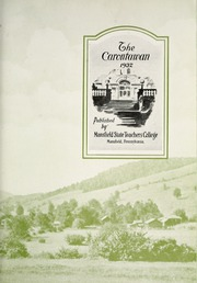 Page 9, 1932 Edition, Mansfield University - Carontawan Yearbook (Mansfield, PA) online yearbook collection