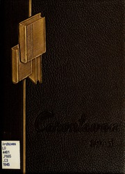 Page 1, 1945 Edition, Mansfield University - Carontawan Yearbook (Mansfield, PA) online yearbook collection