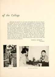 Page 13, 1945 Edition, Mansfield University - Carontawan Yearbook (Mansfield, PA) online yearbook collection