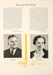 Page 14, 1945 Edition, Mansfield University - Carontawan Yearbook (Mansfield, PA) online yearbook collection