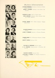 Page 15, 1945 Edition, Mansfield University - Carontawan Yearbook (Mansfield, PA) online yearbook collection