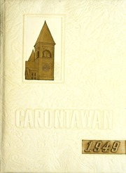 Page 1, 1949 Edition, Mansfield University - Carontawan Yearbook (Mansfield, PA) online yearbook collection