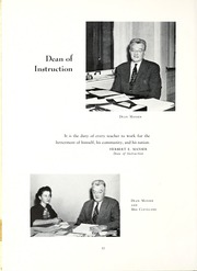 Page 16, 1949 Edition, Mansfield University - Carontawan Yearbook (Mansfield, PA) online yearbook collection