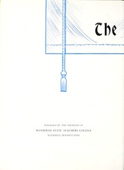 Page 6, 1949 Edition, Mansfield University - Carontawan Yearbook (Mansfield, PA) online yearbook collection