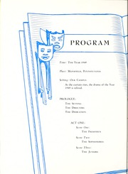 Page 8, 1949 Edition, Mansfield University - Carontawan Yearbook (Mansfield, PA) online yearbook collection
