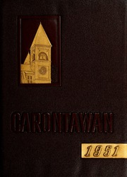 Page 1, 1951 Edition, Mansfield University - Carontawan Yearbook (Mansfield, PA) online yearbook collection