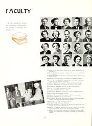 Page 14, 1951 Edition, Mansfield University - Carontawan Yearbook (Mansfield, PA) online yearbook collection